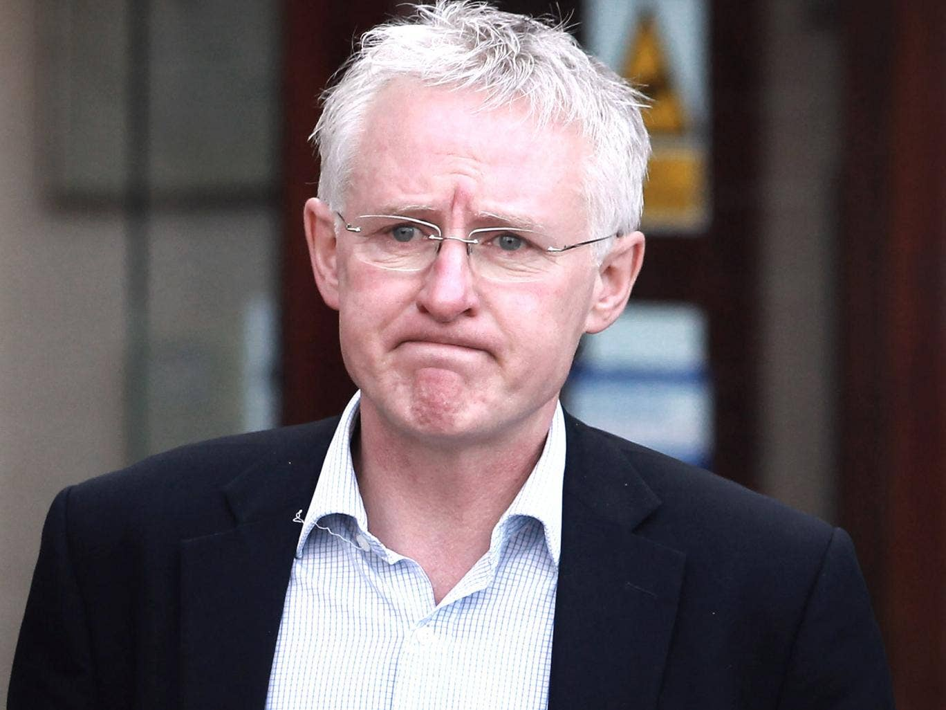 The Government's Care and Support Minister minister Norman Lamb