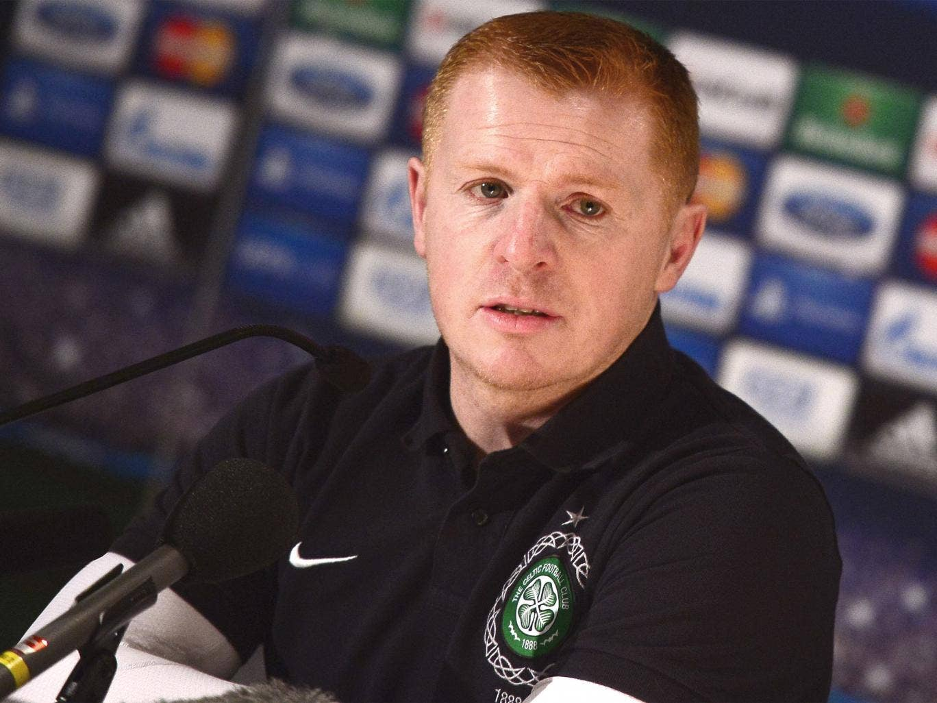 Neil Lennon has urged his side to enjoy the game