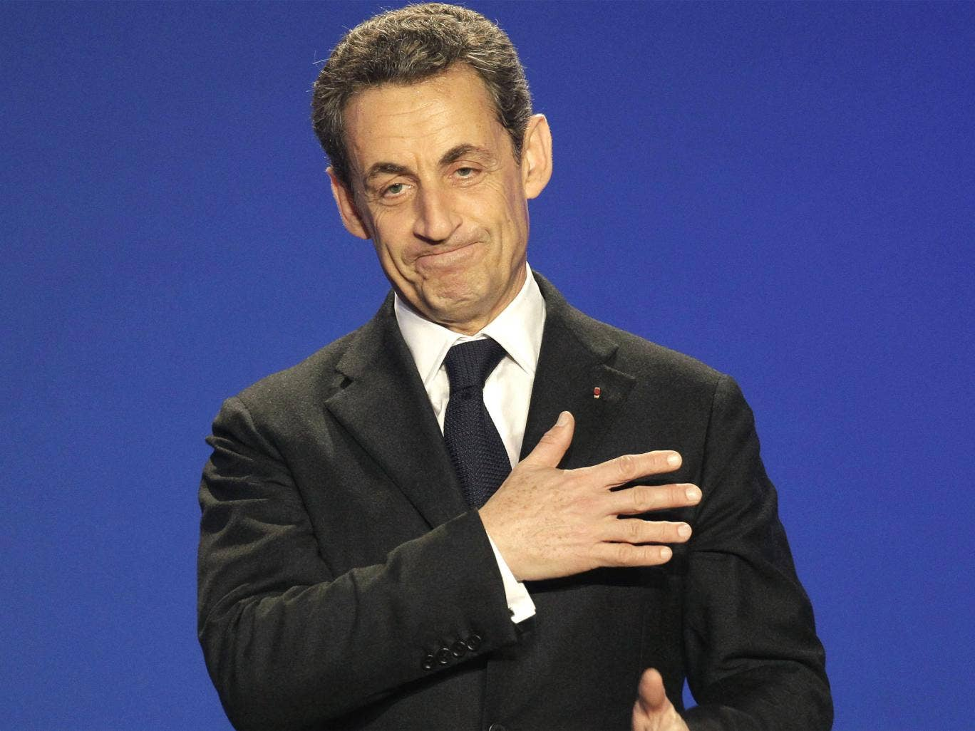 Nicolas Sarkozy officially retired from public life after last year's election defeat