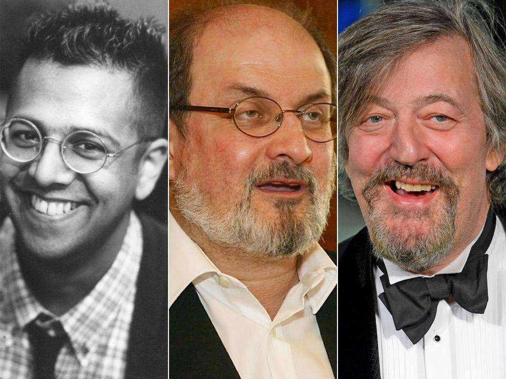 Scientific writer Simon Singh; Salman Rushdie and Stephen Fry are supporting the campaign