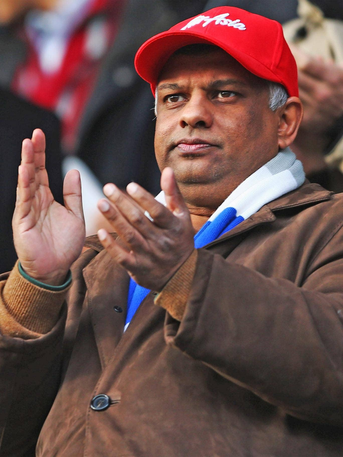 Tony Fernandes said his aim was to establish QPR in Premier League