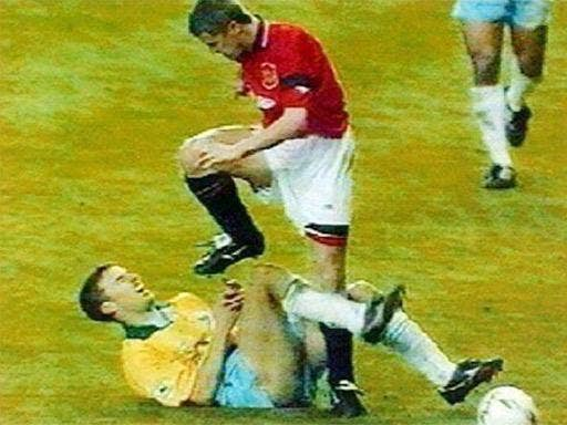 Keane, Southgate and another difference of opinion
