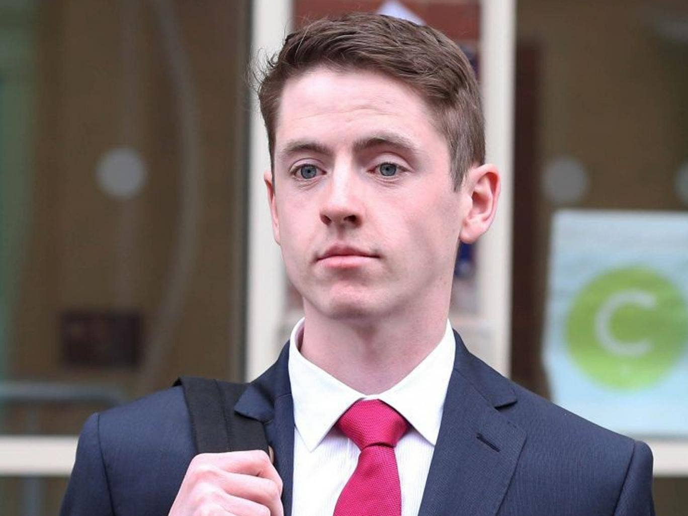 James White, 21, admitted causing unnecessary suffering to the female hamster in February last year