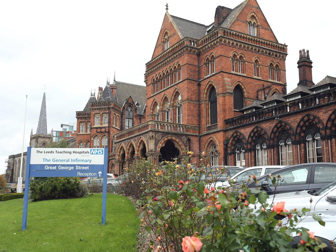 Leeds General Infirmary said the temporary measure was being taken to allow an internal review to take place.
