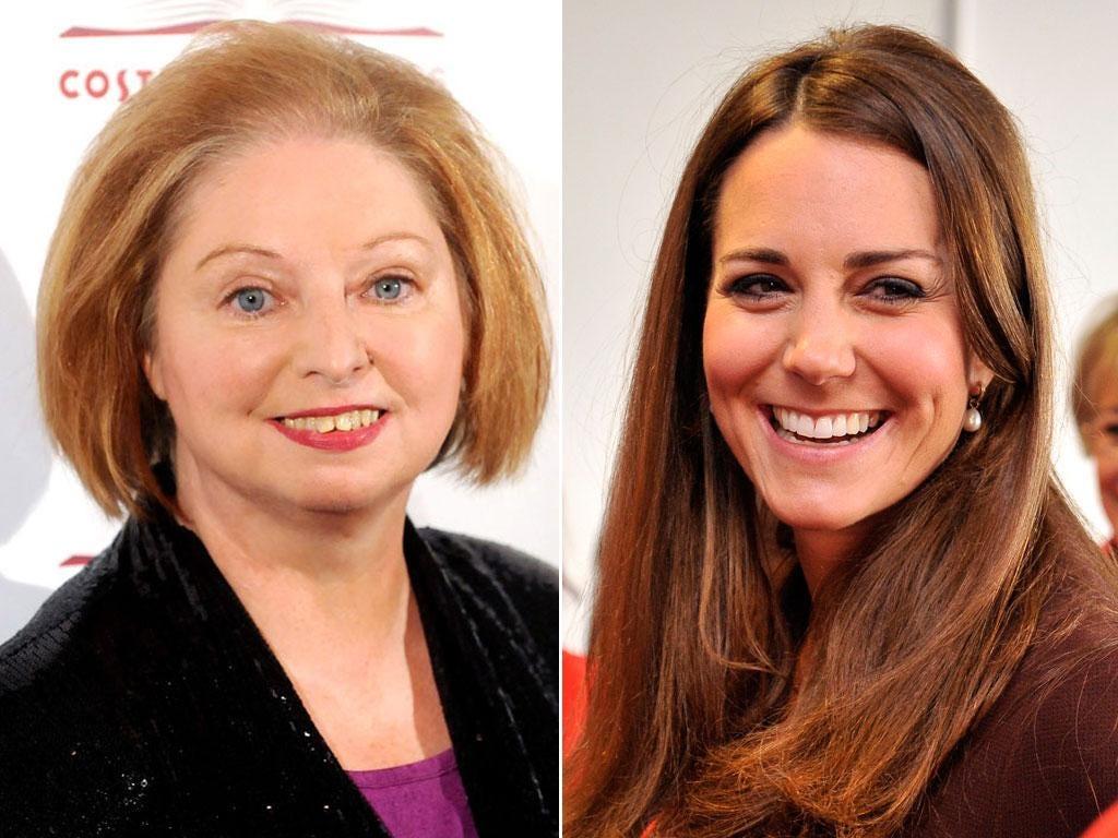 Award-winning novelist Hilary Mantel has defended her comments about Kate Middleton