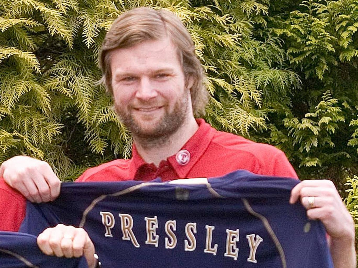 Steven Pressley