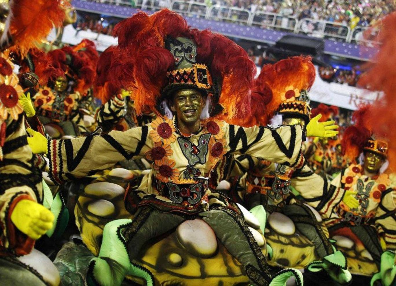 <p><b>1. Brazil</b><br/> The combination of hosting the World Cup next year and the buzz of Olympic preparations for 2016 makes the South American country a fairly obvious candidate for the top slot.</p>
