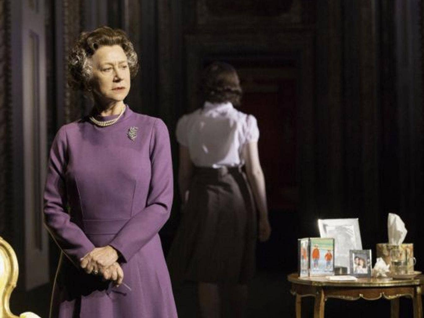 Still reigning: Helen Mirren is uncannily like Elizabeth II in Peter Morgan's The Audience