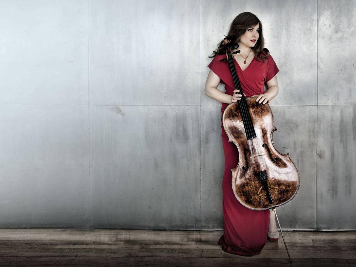 Idol moments: Alisa Weilerstein adopted du Pré as her model but she's wary of being branded