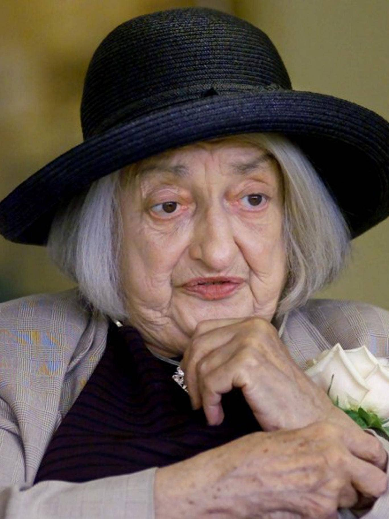 Role model: Betty Friedan led a new generation of feminists