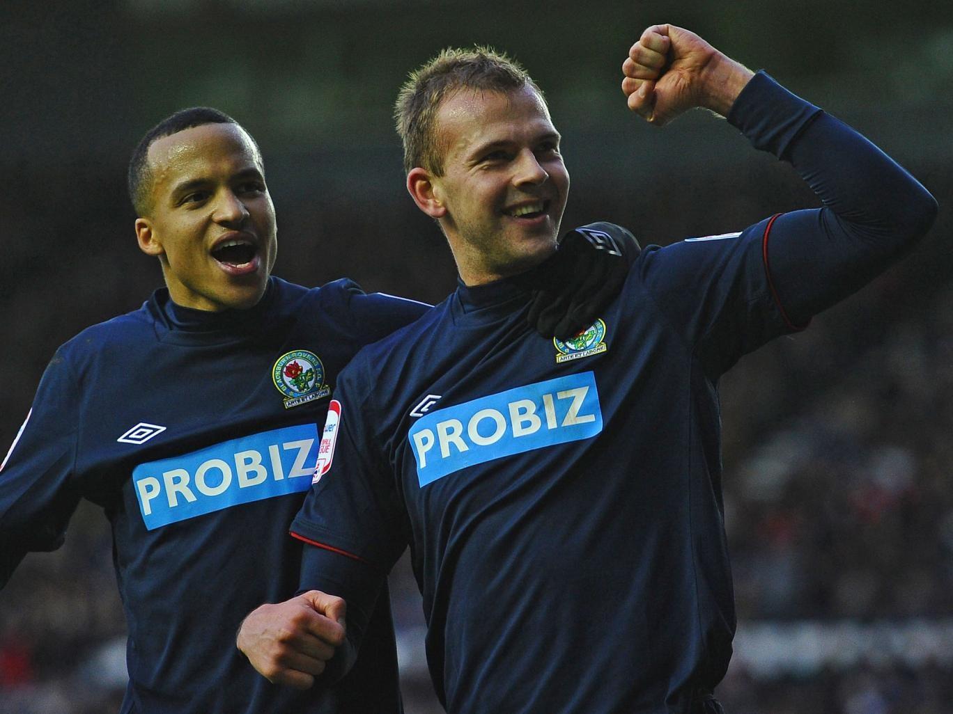 Roy Keane let Jordan Rhodes (right) slip through his fingers in 2009