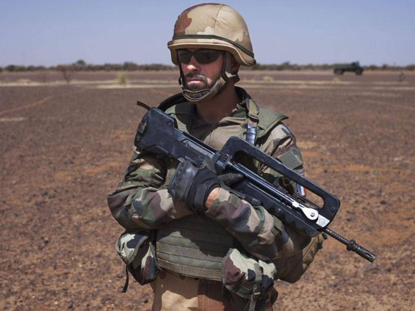 """French and Chadian troops have captured the main al-Qa'ida """"citadel"""" in northern Mali"""