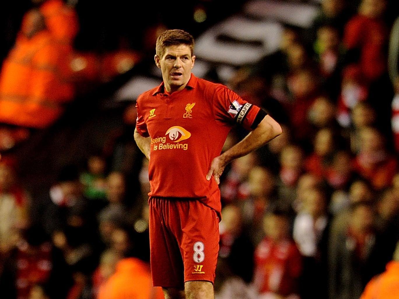 19.Steven Gerrard - £32m