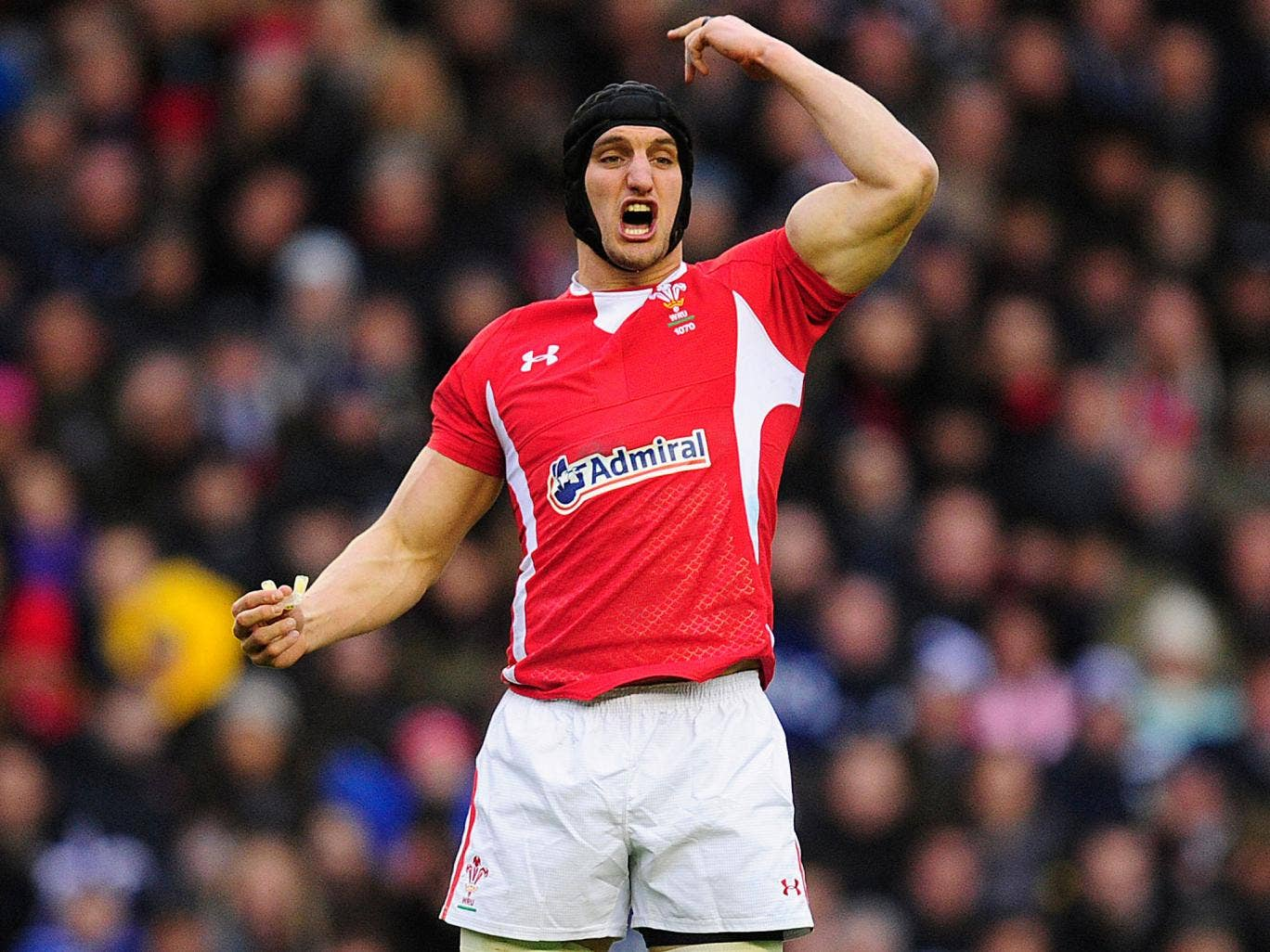 <b>7. Sam Warburton (Wales):</b><br/>Two weeks ago, he was in danger of being permanently replaced by Justin Tipuric and missing out on the Lions altogether. Yet after a performance reminiscent of last year's championship, Warburton showed why you should
