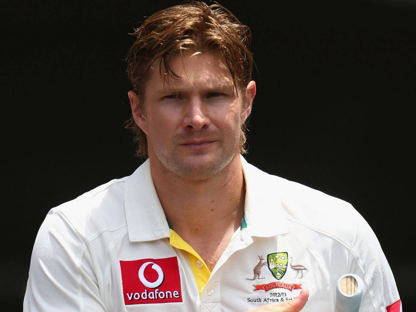 Australia vice-captain Shane Watson has been dropped from the next Test against India
