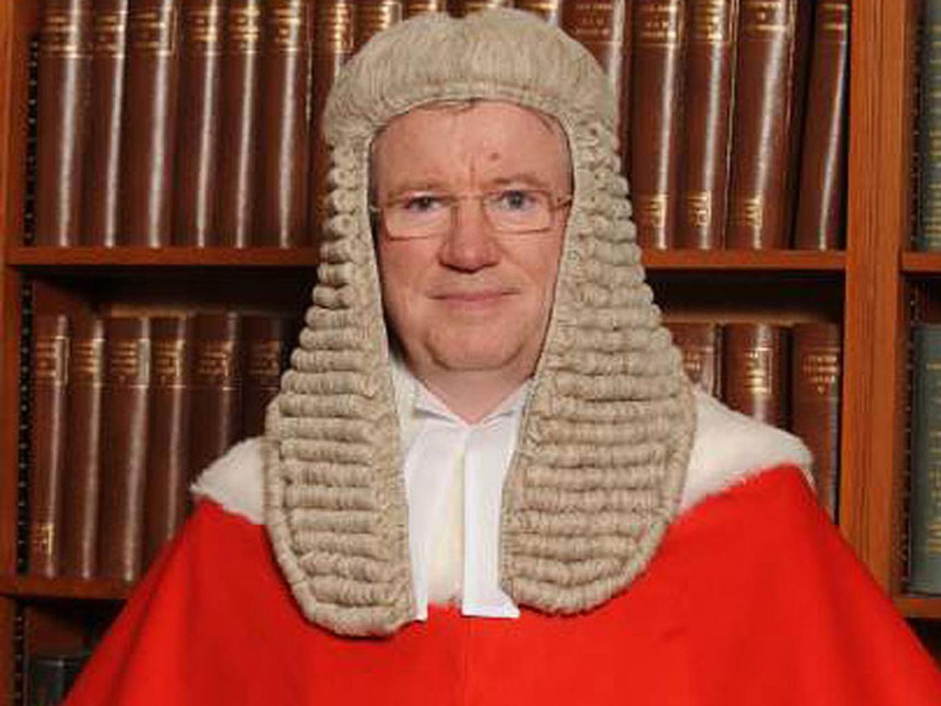 Mr Justice Sweeney