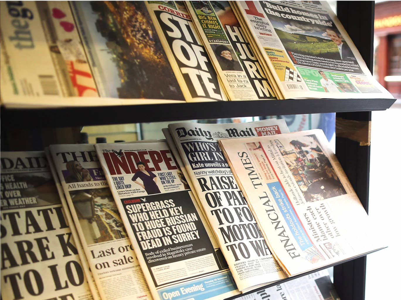 The newspaper industry still has concerns over the potential impact of a new regulator