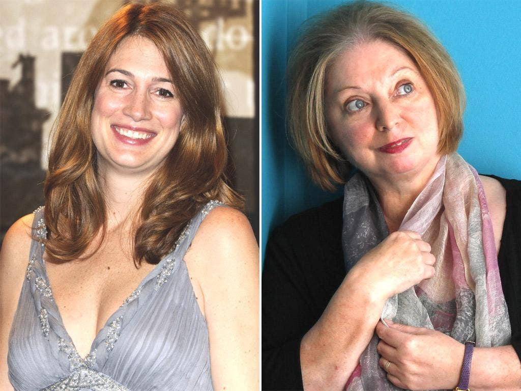 Gillian Flynn wrote the novel after being made redundant from her job as a TV critic; the all-conquering Hilary Mantel