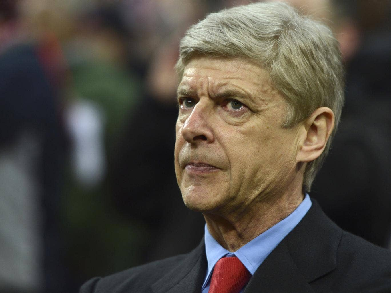 Arsene Wenger can be proud of his team's effort