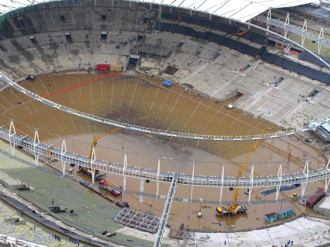 England are due to play in the rebuilt Maracana in Rio on 2 June