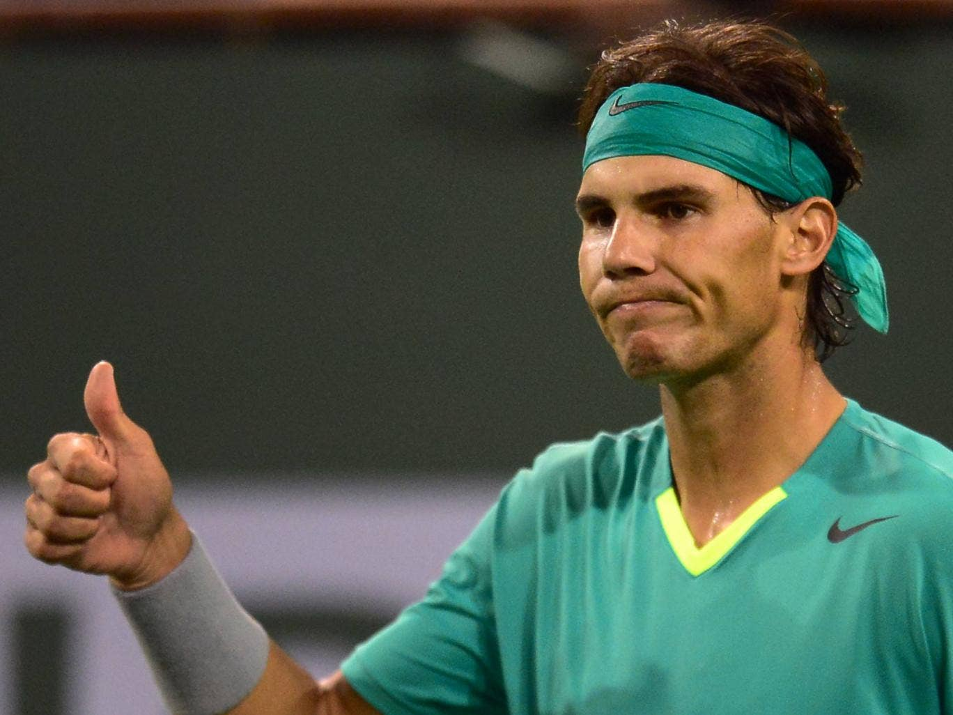 Rafael Nadal is on the comeback trail