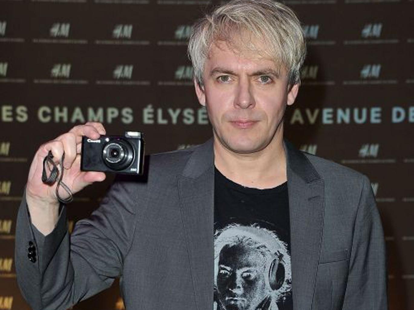 Duran Duran's Nick Rhodes