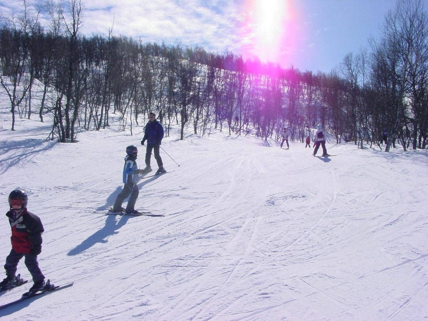 Family fortune: Geilo in Norway