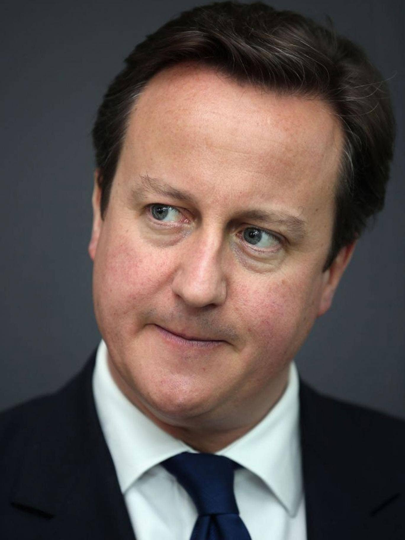 David Cameron scored dismally in a poll among party activists