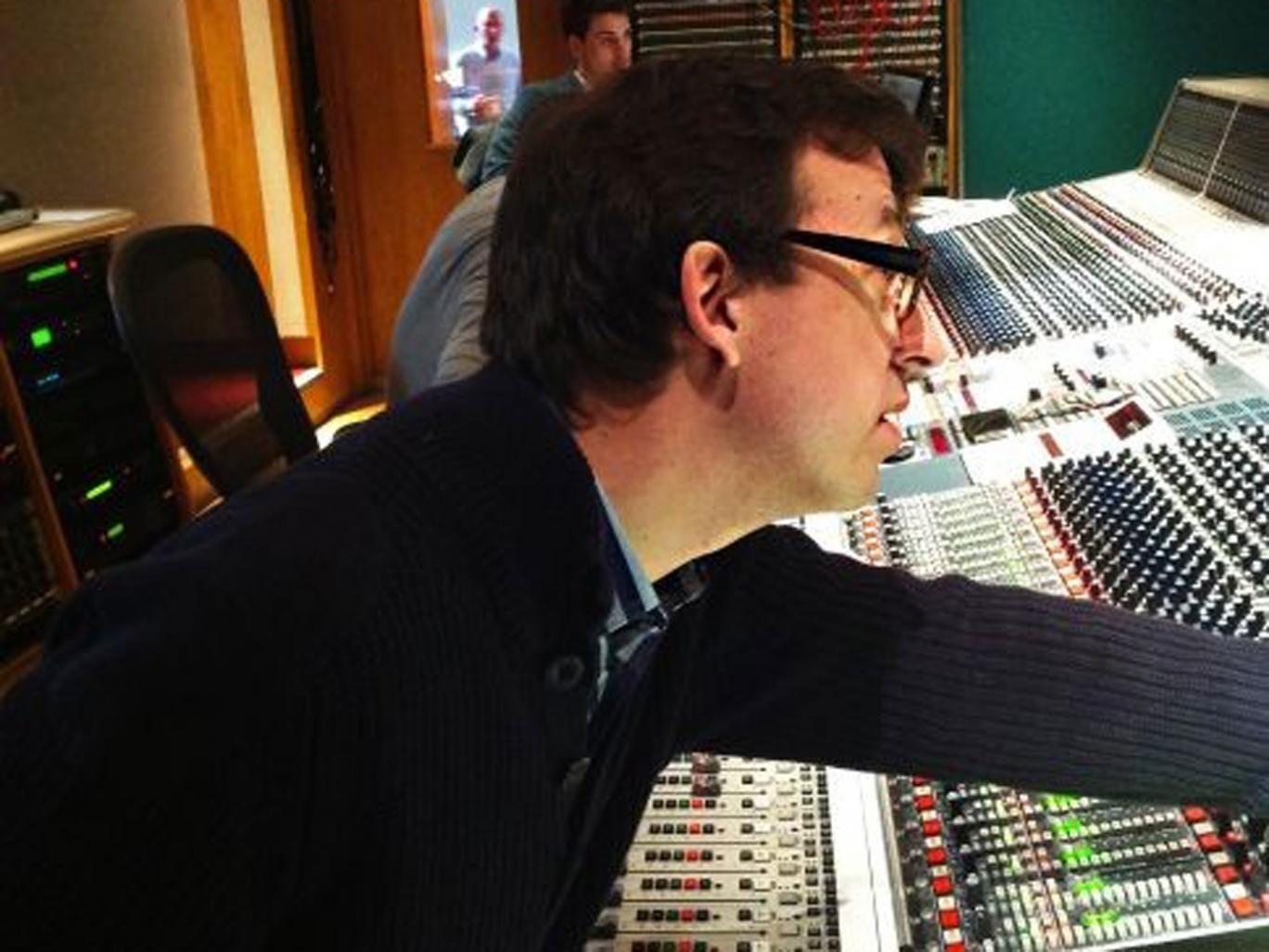 In tune: 'Alice's Adventures in Wonderland' composer Will Todd