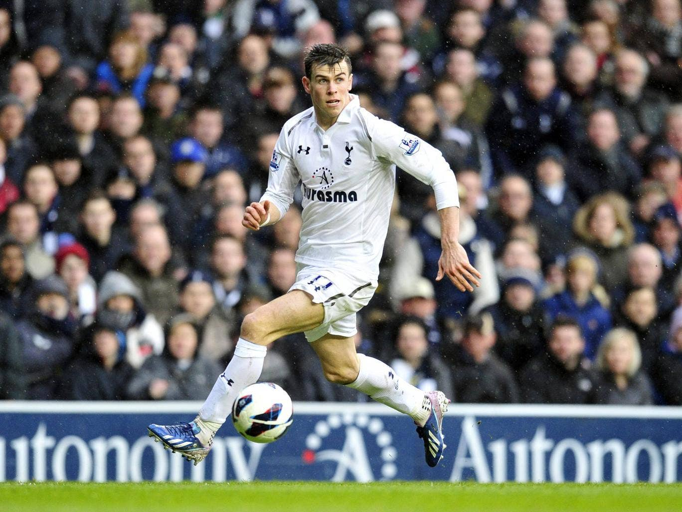 Having Gareth Bale among their ranks will do Tottenham no harm