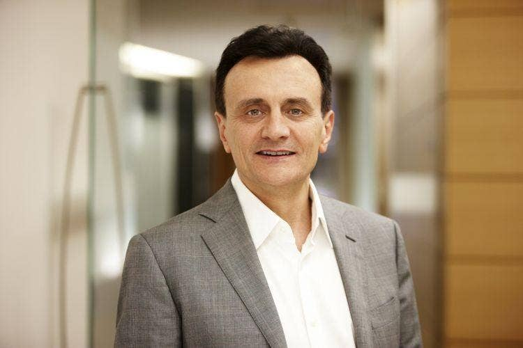 The Chief Executive Officer of AstraZeneca, Pascal Soriot