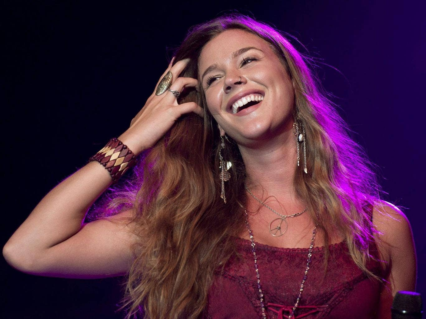 Soul singer Joss Stone was at the centre of a murder plot in 2011