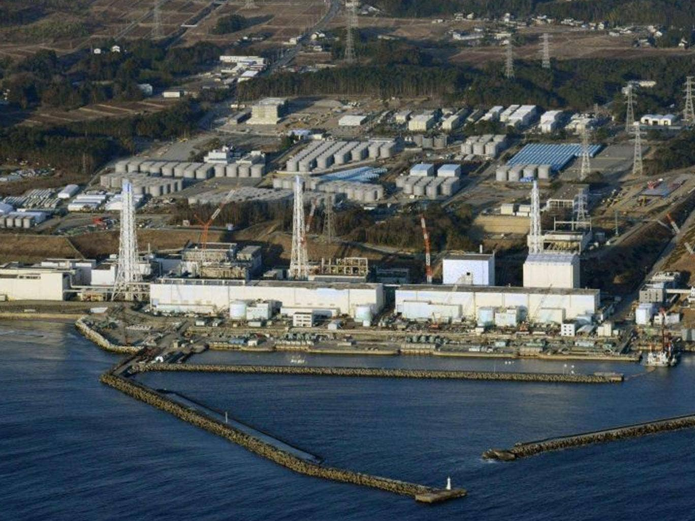 Japan's earthquake and tsunami on 11 March 2011 destroyed the Fukushima Dai-ichi plant's power and cooling systems, causing three reactor cores to melt and fuel storage pools to overheat