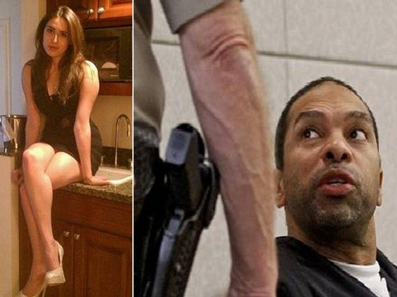 22-year-old Brittany Killgore had agreed to go on a date with Louis Perez before her murder