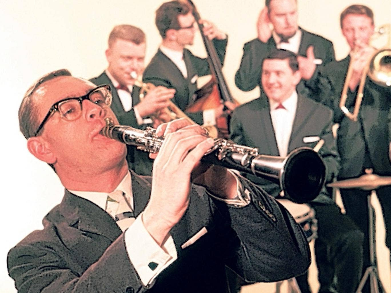 Lightfoot and his New Orleans Jazzmen in 1964