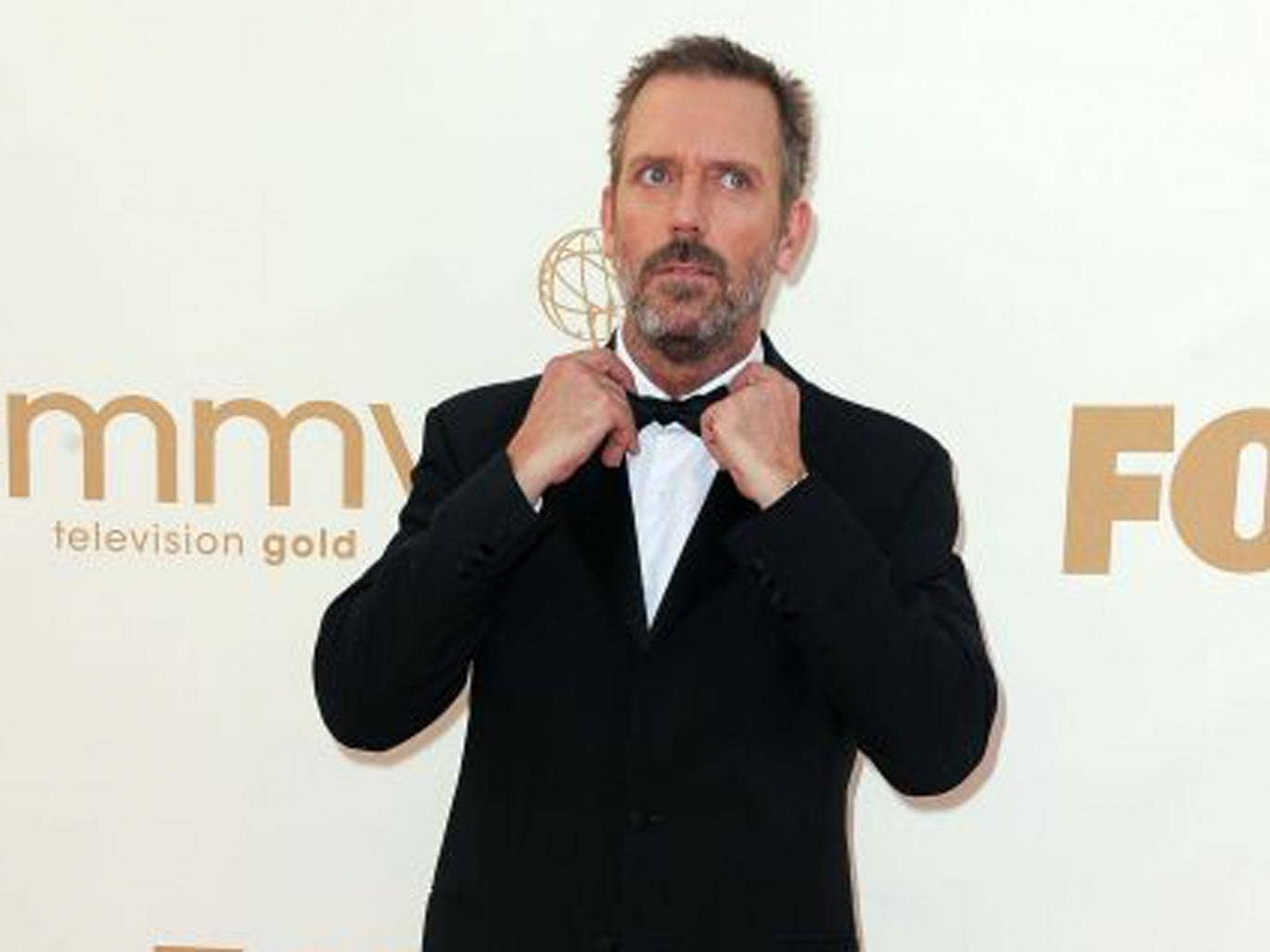 """Hugh Laurie</br> Age: 53</br> Estimated wealth: £15m to £20m</br> Biggest Hits: Blackadder, Jeeves and Wooster, House, The Oranges, Let Them Talk (album)</br> Quote: """"I don't have a single complete show or movie or anything else that I could look at and s"""