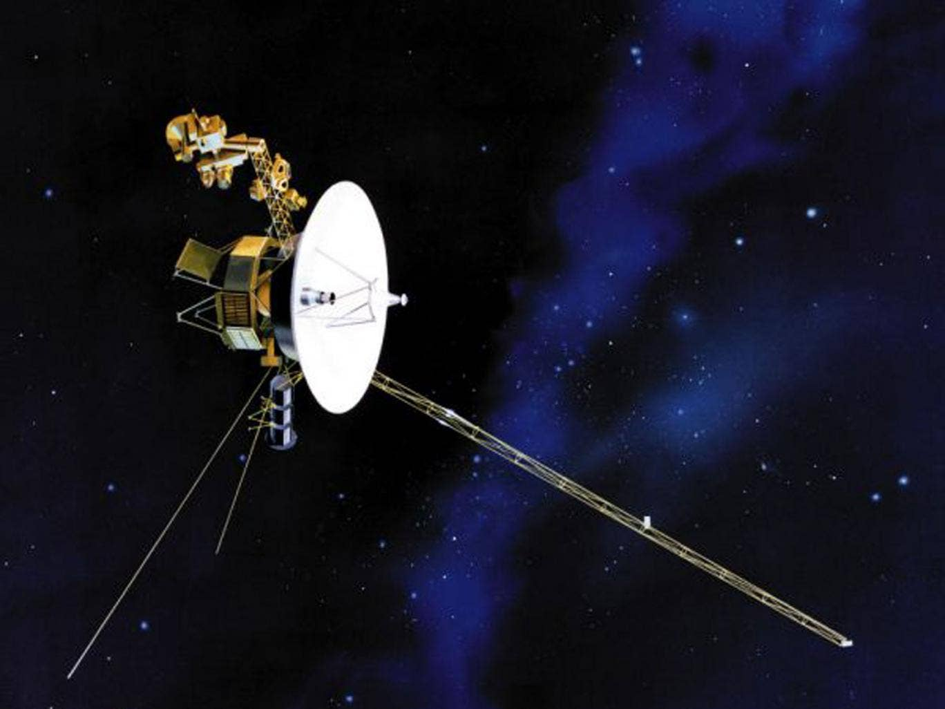 """The paper raises the question of whether alien races could have used the gravity of stars to """"slingshot"""" probes in order to gain speed: a technique humans already use for probes, such as the Voyager."""