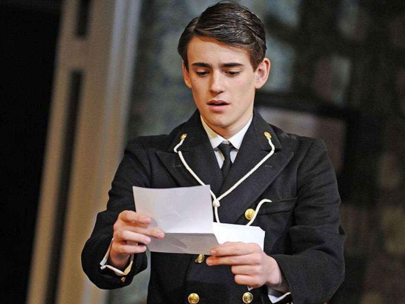 One to watch: Charlie Rowe, actor, 16