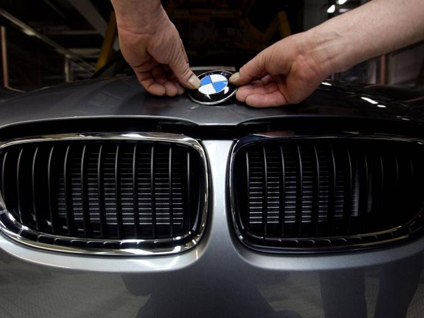 Eurozone companies such as BMW still have a global footprint