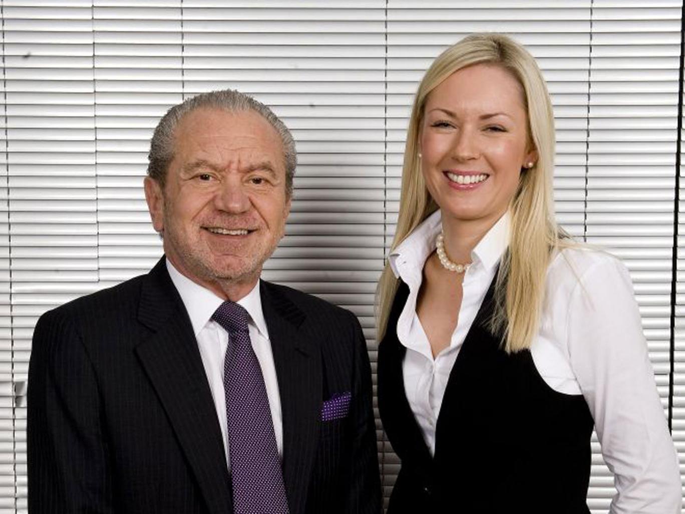 Former Apprentice winner Stella English has lost her claim of constructive dismissal against businessman Lord Sugar.