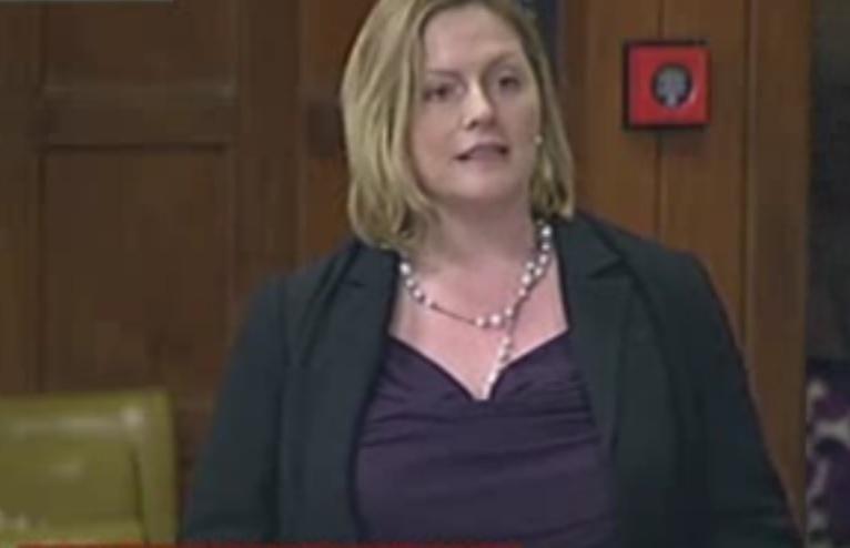 Conservative MP Mary Macleod