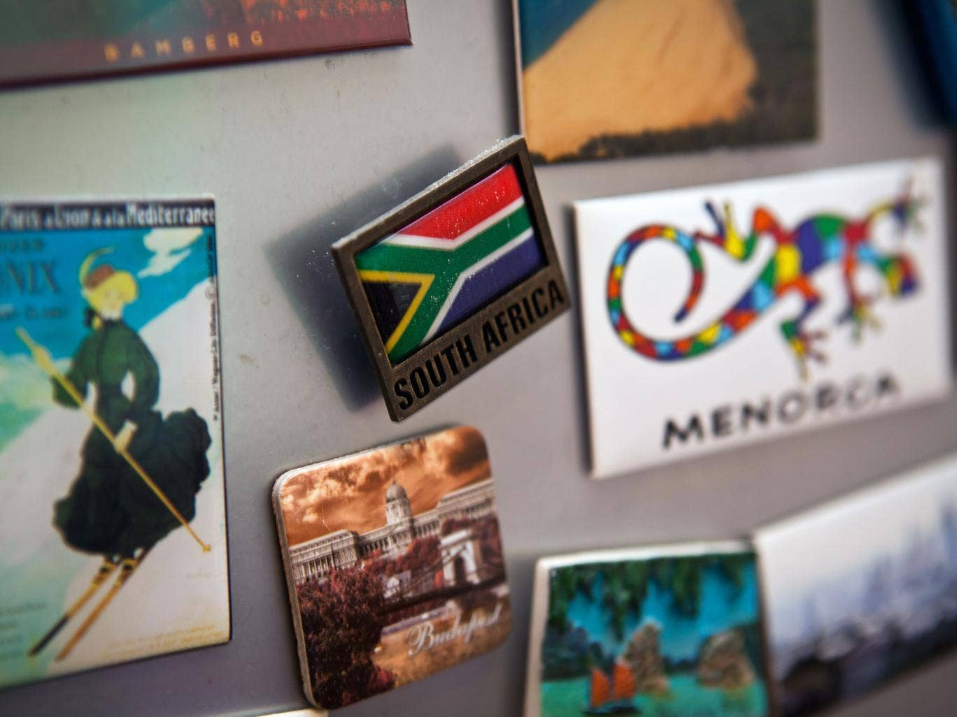 Been there: Souvenirs can be a competitive sport among travellers