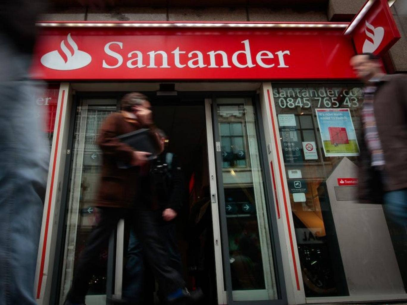 Fix or float? Santander is among the banks offering new ISA products in the run-up to the deadline