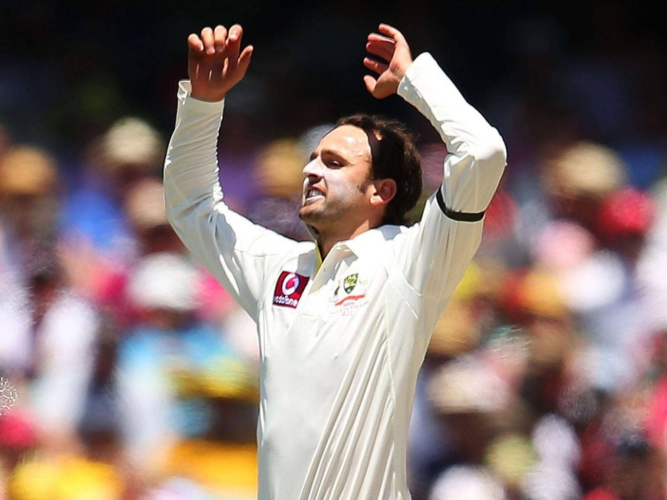 Nathan Lyon dragged Australia back into contention