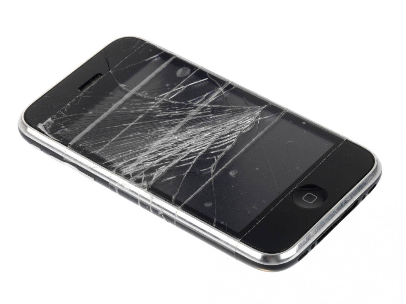 iPhone owners know about shattered screens, so what's the solution?