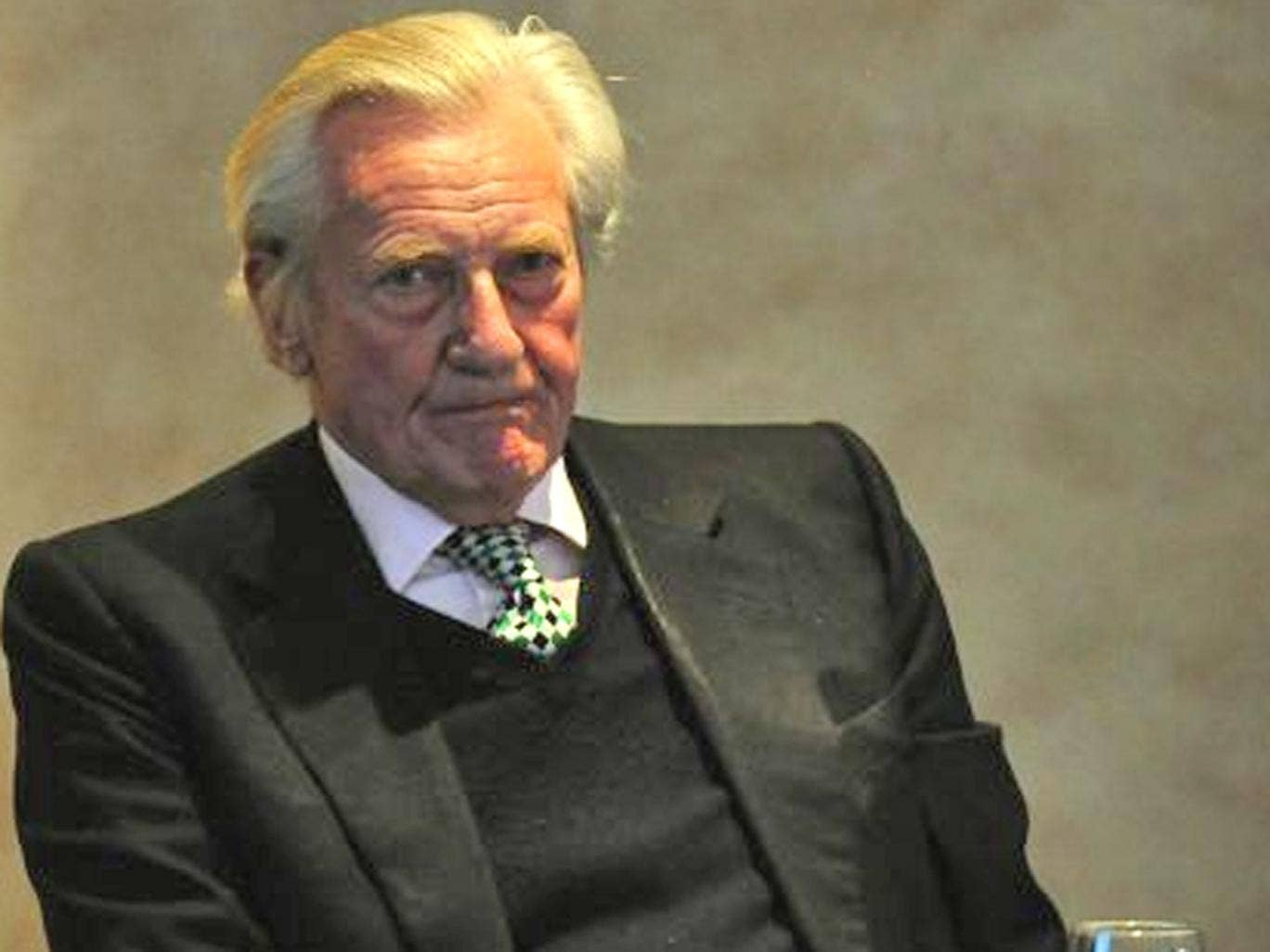 Lord Heseltine is currently advising the Government on economic regeneration in cities