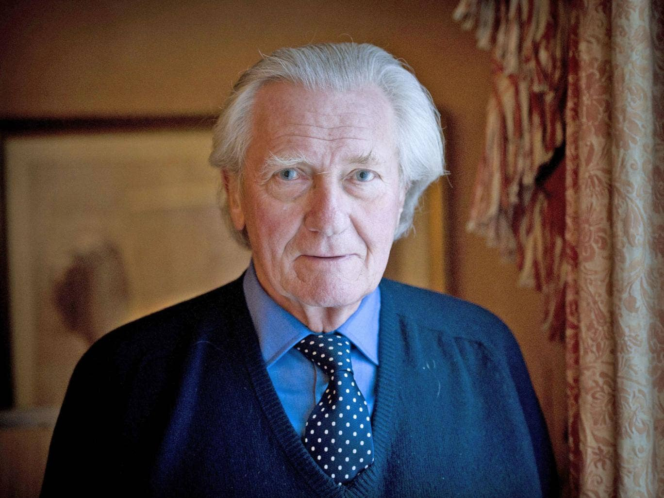 Lord Heseltine has been consulting with George Osborne on regenerating British cities
