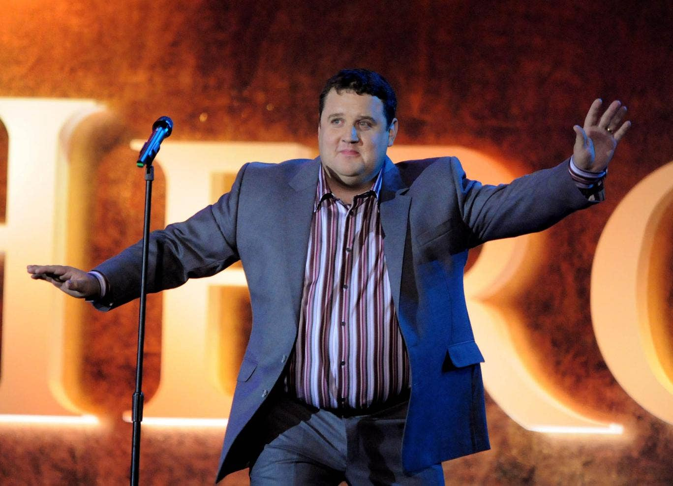 Comedian Peter Kay is to star in a new BBC One comedy Car Share