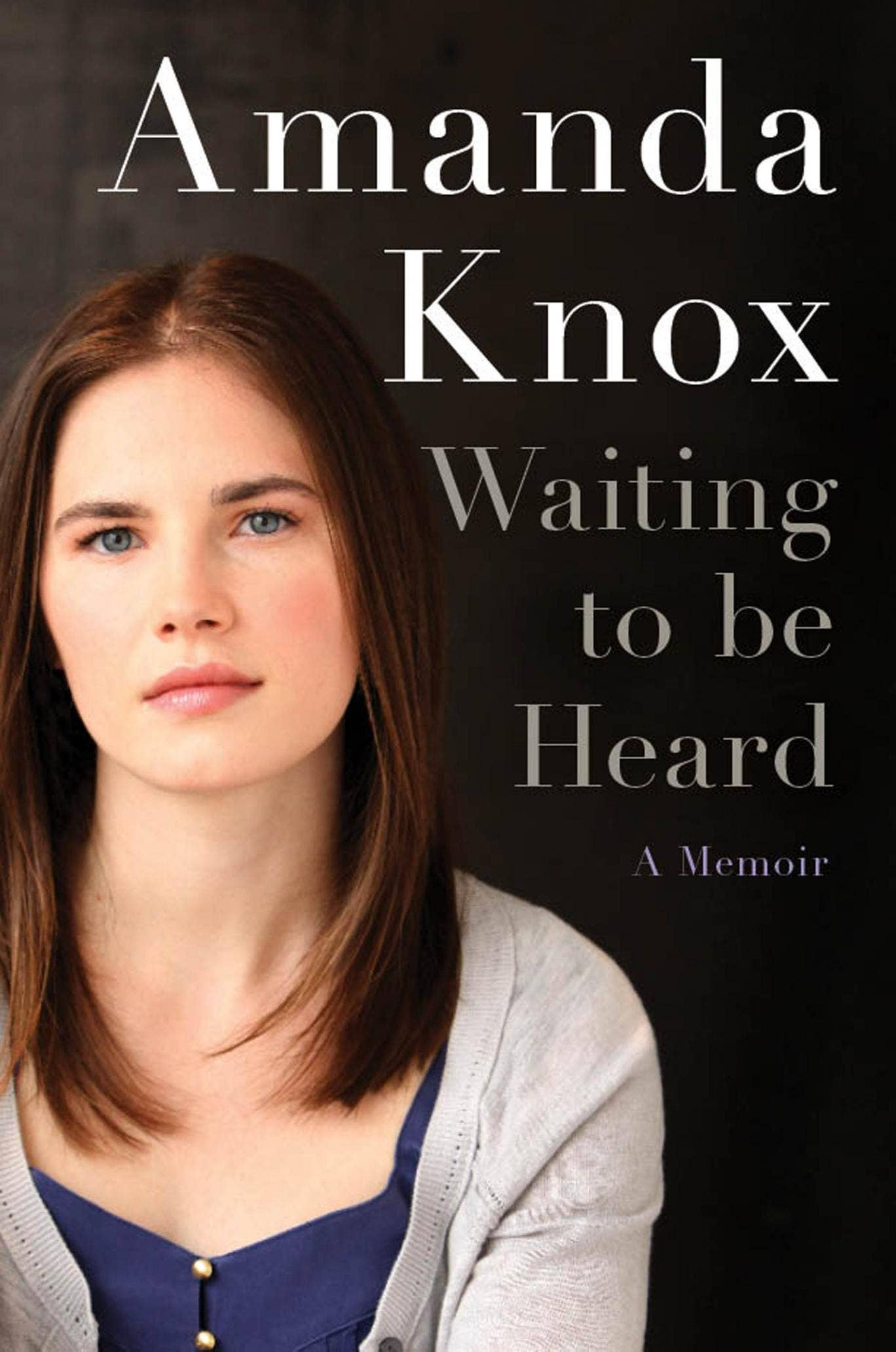 Amanda Knox's memoir 'Waiting to be Heard' will be published in April despite her retrial