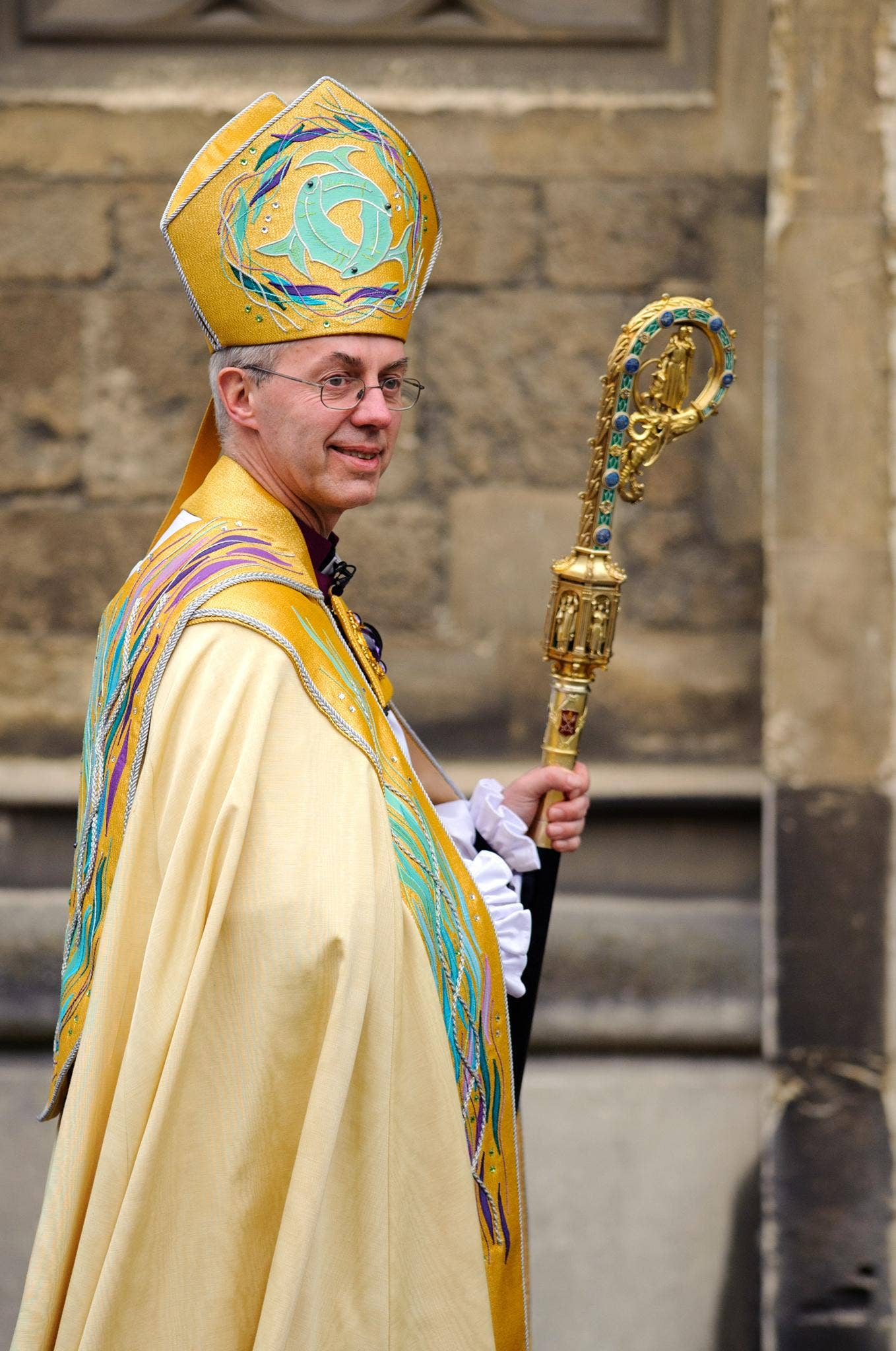 The Lord Is My Shepherd: Archbishop of Canterbury will play The Vicar of Dibley theme tune on Classic FM on Easter Sunday